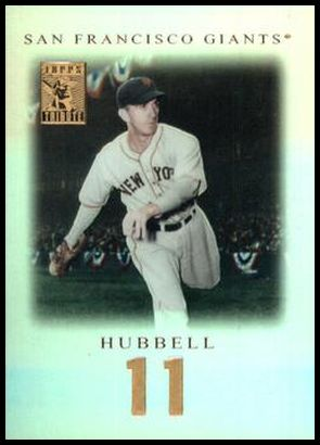 79 Carl Hubbell