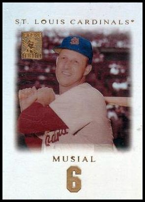 86 Stan Musial