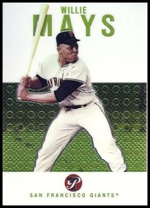 96 Willie Mays