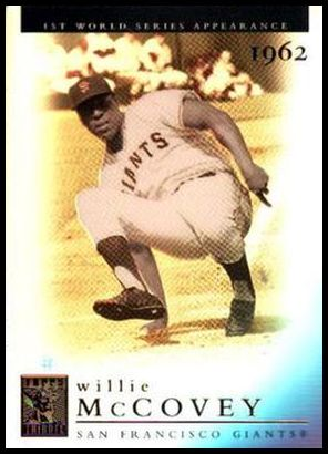 5 Willie McCovey