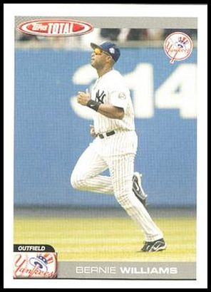 535 Bernie Williams