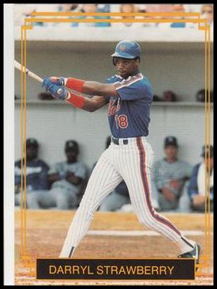 16 Darryl Strawberry