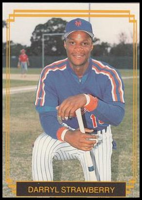 9 Darryl Strawberry