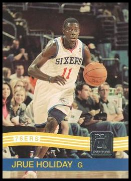22 Jrue Holiday