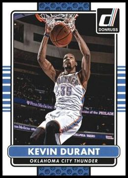 52 Kevin Durant
