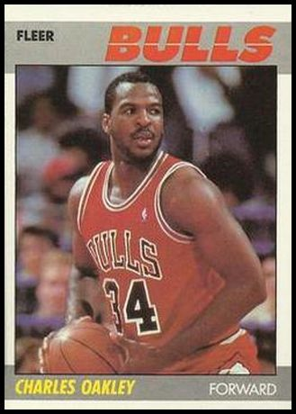 79 Charles Oakley