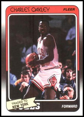 18 Charles Oakley