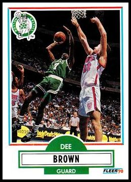 U6 Dee Brown
