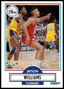 U73 Jayson Williams