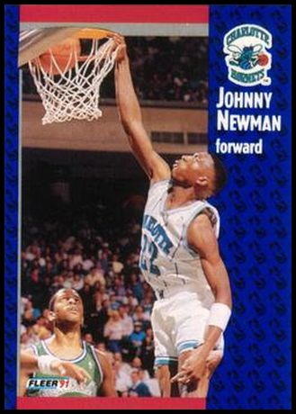 23 Johnny Newman