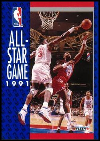 236 1991 All-Star Game ASG