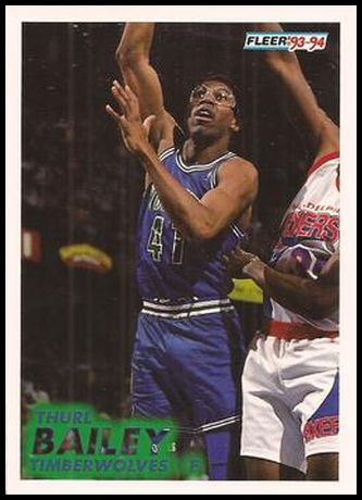 122 Thurl Bailey