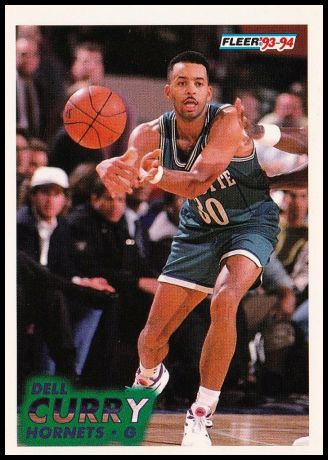 18 Dell Curry