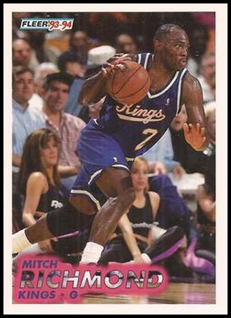 183 Mitch Richmond
