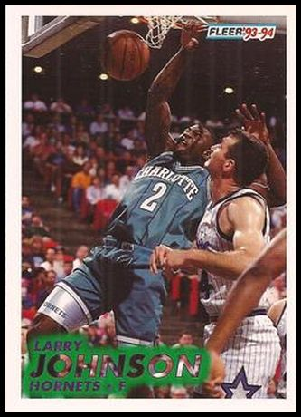 21 Larry Johnson