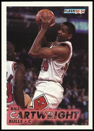 26 Bill Cartwright