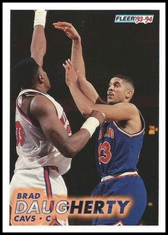 35 Brad Daugherty