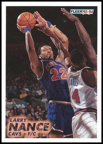 38 Larry Nance