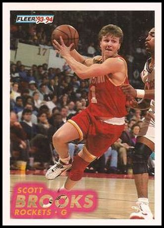 74 Scott Brooks