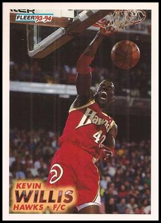 8 Kevin Willis