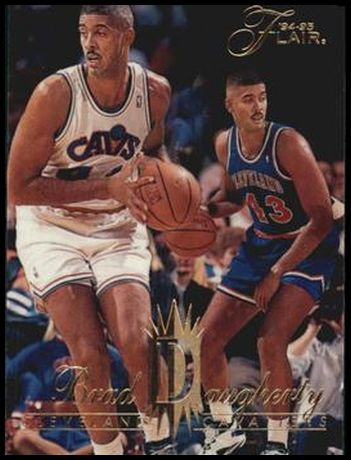 27 Brad Daugherty