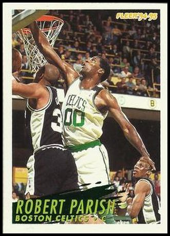16 Robert Parish