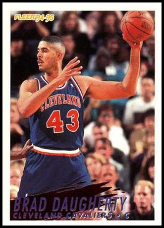 39 Brad Daugherty