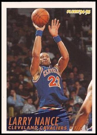 42 Larry Nance