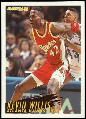 9 Kevin Willis