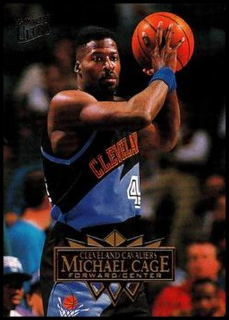 30 Michael Cage