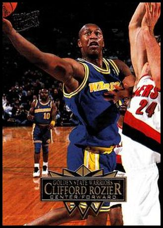 62 Clifford Rozier