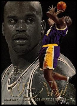 10 Shaquille O'Neal