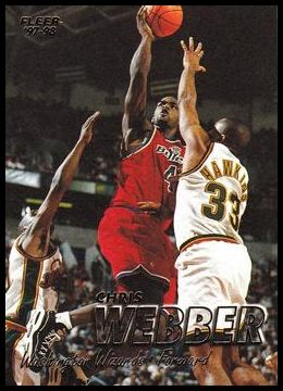 4 Chris Webber