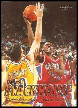 42 Jerry Stackhouse