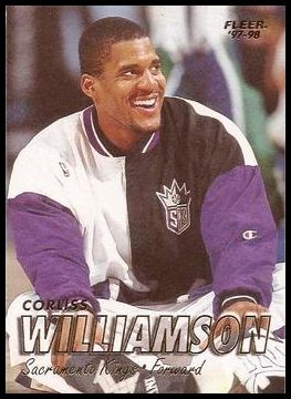 80 Corliss Williamson