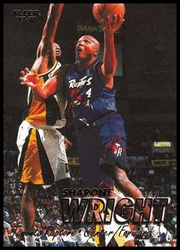 96 Sharone Wright