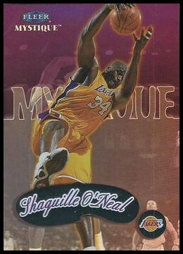 22 Shaquille O'Neal