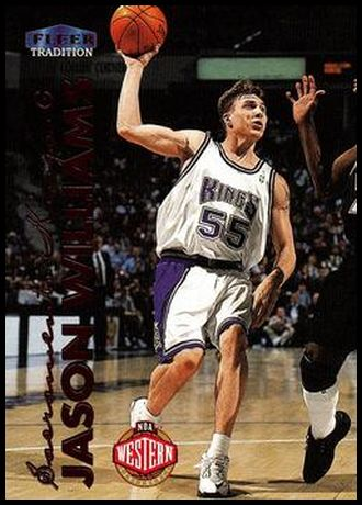 8 Jason Williams
