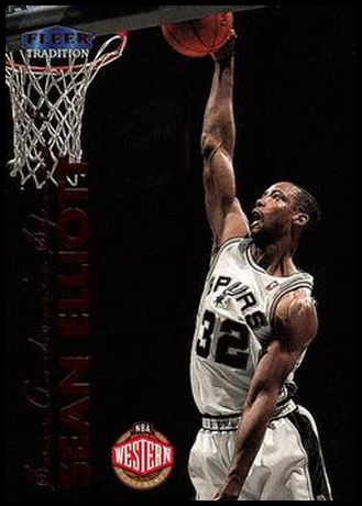 93 Sean Elliott