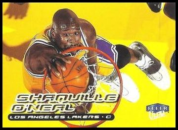 40 Shaquille O'Neal