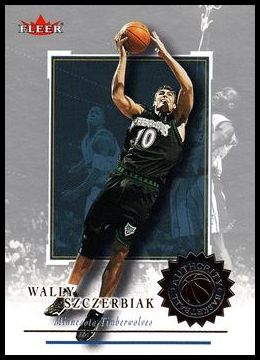 58 Wally Szczerbiak
