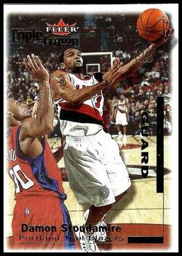 45 Damon Stoudamire