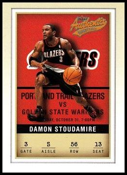 56 Damon Stoudamire