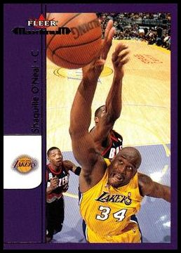 9 Shaquille O'Neal