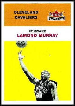 90 Lamond Murray