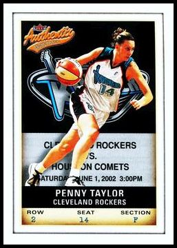 68 Penny Taylor