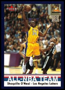 3 Shaquille O'Neal