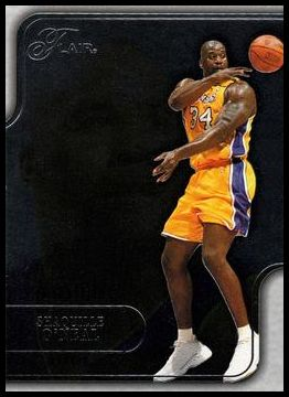 18 Shaquille O'Neal