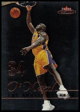 46 Shaquille O'Neal