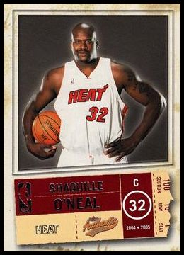 81 Shaquille O'Neal